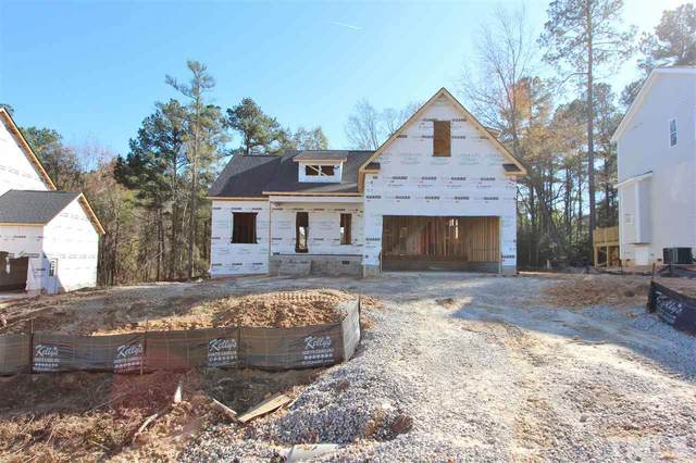 836 Trumpet Vine Court, Wendell, NC 27591 (#2354997) :: Marti Hampton Team brokered by eXp Realty