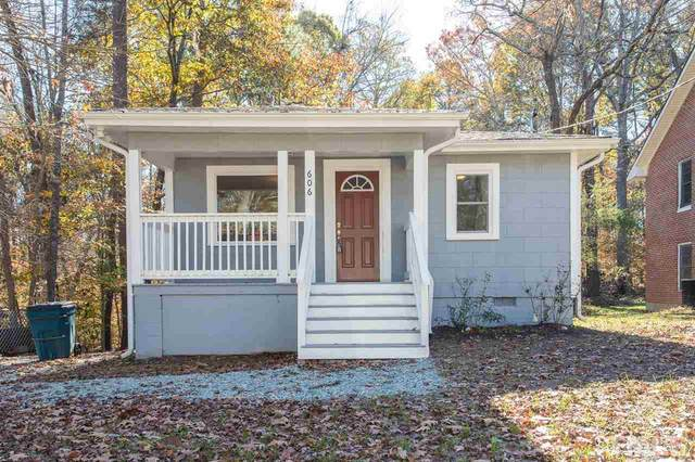 606 Homeland Avenue, Durham, NC 27707 (#2355003) :: M&J Realty Group