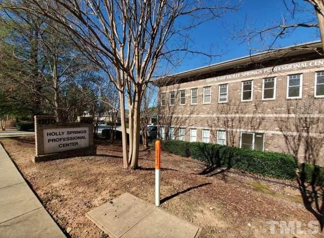 1140 Holly Springs Road #104, Holly Springs, NC  (#2355015) :: M&J Realty Group