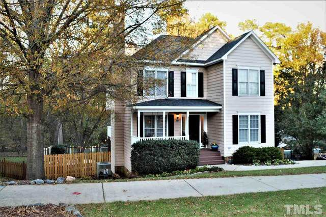309 Yellow Poplar Avenue, Wake Forest, NC 27587 (#2355018) :: M&J Realty Group
