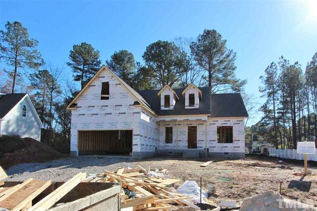 828 Trumpet Vine Court, Wendell, NC 27591 (#2355029) :: Marti Hampton Team brokered by eXp Realty