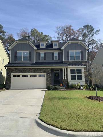 315 Stonehouse Drive, Apex, NC 27523 (MLS #2355034) :: The Oceanaire Realty
