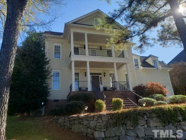 1013 Hidden Jewel Lane, Wake Forest, NC 27587 (#2355040) :: Triangle Just Listed