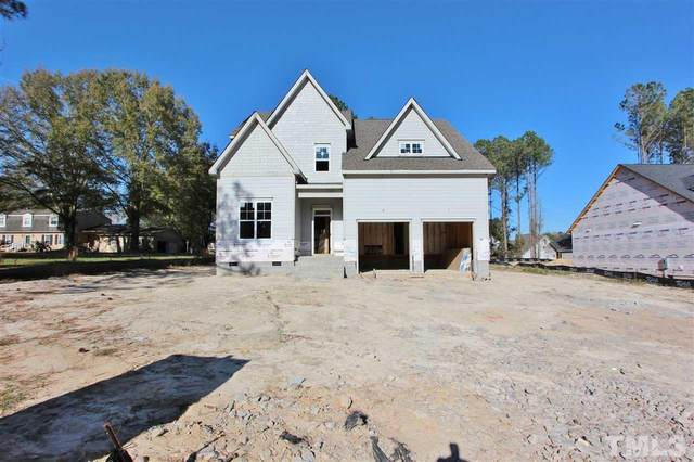 805 Whitley Way, Wendell, NC 27591 (#2355047) :: Marti Hampton Team brokered by eXp Realty
