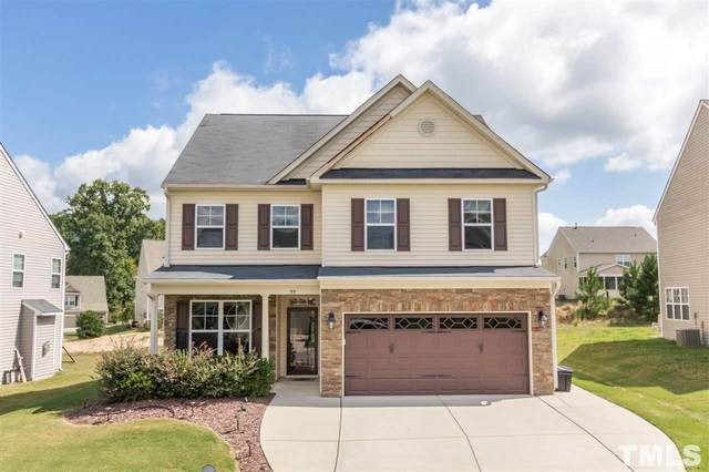 55 Sunflower Way, Clayton, NC 27529 (#2355055) :: The Results Team, LLC