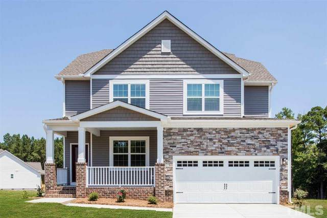 100 Virginia Creek Drive, Holly Springs, NC 27540 (#2355059) :: The Jim Allen Group
