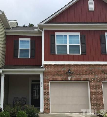 906 Saratoga Drive, Durham, NC 27704 (MLS #2355065) :: The Oceanaire Realty