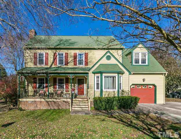 1217 Buttercup Lane, Wake Forest, NC 27587 (#2355083) :: The Jim Allen Group