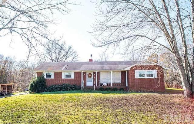 6390 N Nc 119 Highway, Leasburg, NC 27291 (#2355104) :: Real Estate By Design