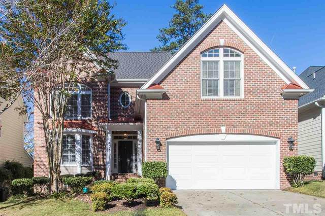 405 Chandler Grant Drive, Cary, NC 27519 (#2355107) :: M&J Realty Group