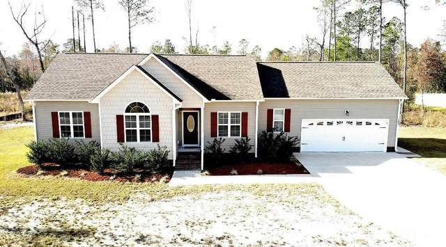 294 Kandypoo Drive, Four Oaks, NC 27524 (#2355113) :: Raleigh Cary Realty