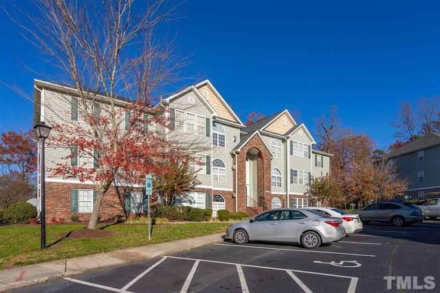 3485 Forestdale Drive 3C, Burlington, NC 27215 (MLS #2355116) :: On Point Realty