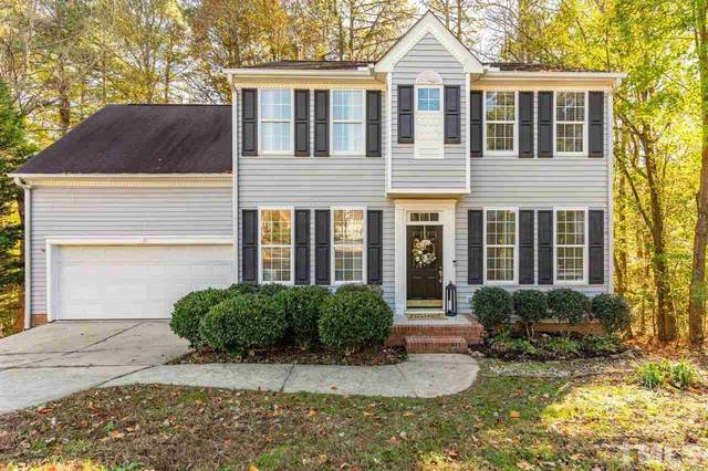 2108 Cannonford Court, Apex, NC 27502 (#2355117) :: Real Estate By Design