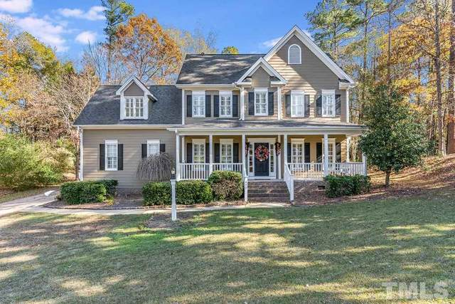 420 Neuse Ridge Drive, Clayton, NC 27527 (MLS #2355150) :: The Oceanaire Realty