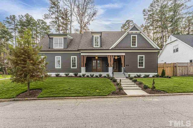 2101 Dunhill Drive, Raleigh, NC 27608 (#2355208) :: Triangle Just Listed