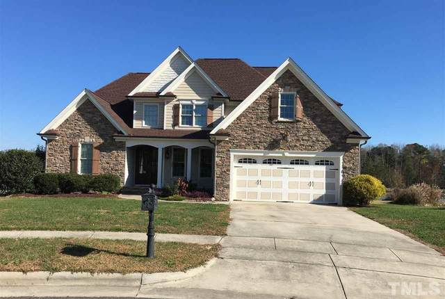 1013 Black River Drive, Zebulon, NC 27597 (#2355227) :: The Jim Allen Group