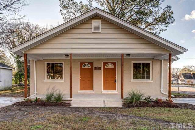 1105 SW Sauls Street, Wilson, NC 27893 (#2355233) :: Masha Halpern Boutique Real Estate Group