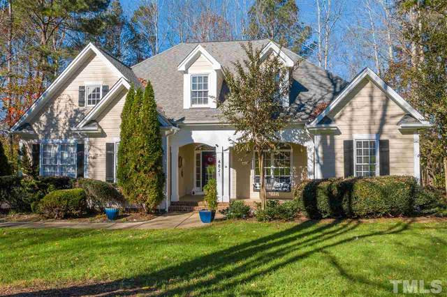 4821 Trotter Drive, Raleigh, NC 27603 (#2355240) :: Real Estate By Design