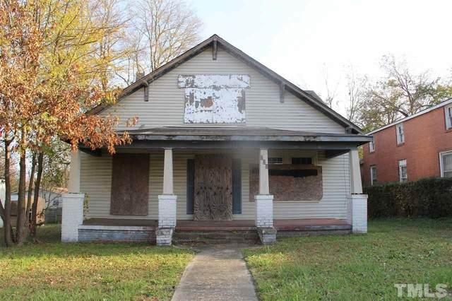 722 Eaton Street, Henderson, NC 27536 (#2355248) :: Classic Carolina Realty