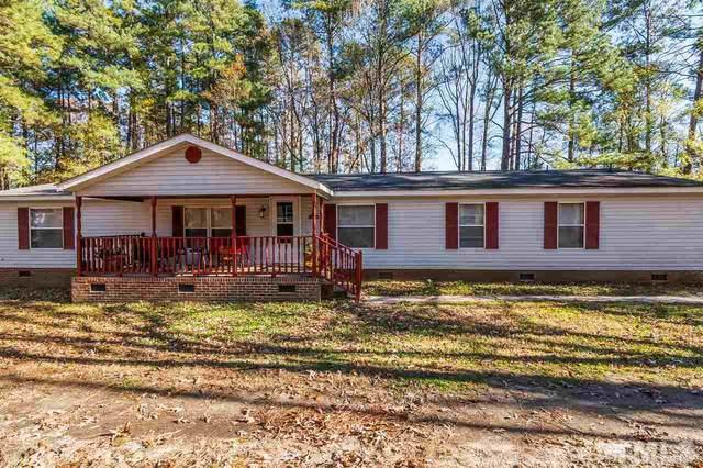 4007 Lassiter Road, Holly Springs, NC 27540 (#2355255) :: Classic Carolina Realty