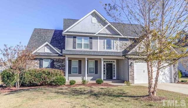 56 Treewood Lane, Clayton, NC 27527 (#2355259) :: Team Ruby Henderson