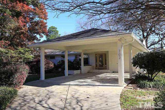 702 Daniels Street, Raleigh, NC 27605 (#2355267) :: Bright Ideas Realty