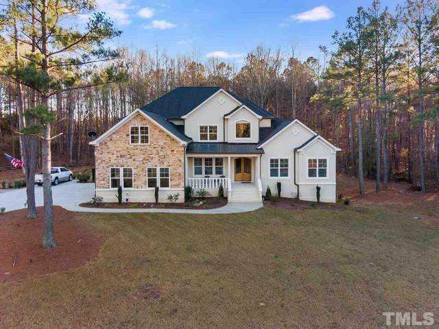 55 Doe Crossing Drive, Louisburg, NC 27549 (#2355277) :: The Rodney Carroll Team with Hometowne Realty