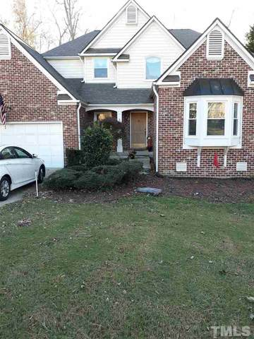 7915 Hogan Drive, Wake Forest, NC 27587 (#2355278) :: Real Estate By Design