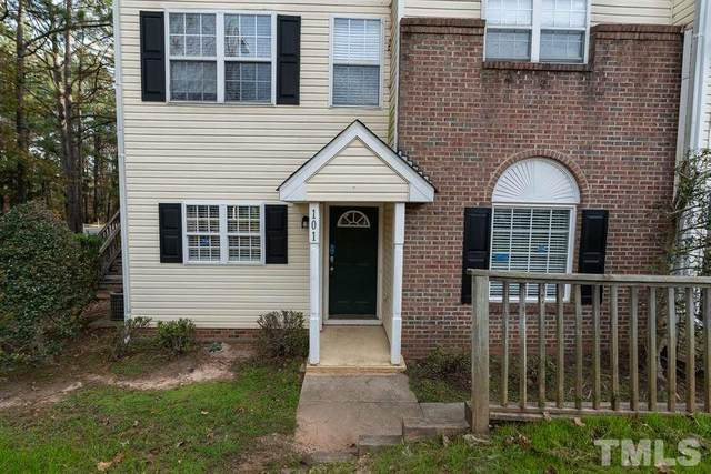 2201 Mountain Mist Court #101, Raleigh, NC 27603 (#2355285) :: Marti Hampton Team brokered by eXp Realty