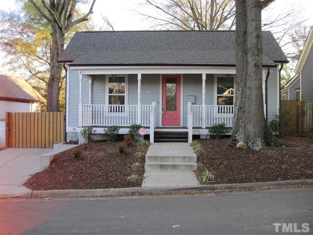 708 Eva Street, Durham, NC 27701 (#2355289) :: Masha Halpern Boutique Real Estate Group