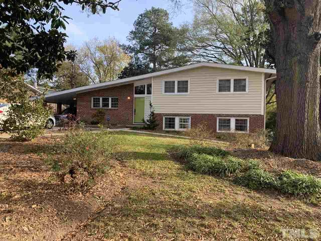 5125 Kaplan Drive, Raleigh, NC 27606 (#2355295) :: M&J Realty Group