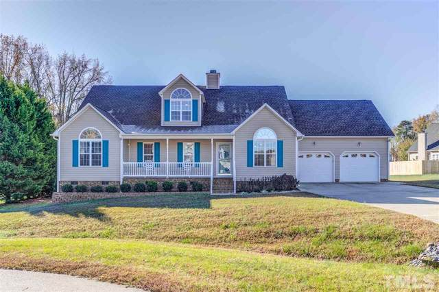 1308 Rocky Gap Circle, Raleigh, NC 27603 (#2355301) :: The Rodney Carroll Team with Hometowne Realty