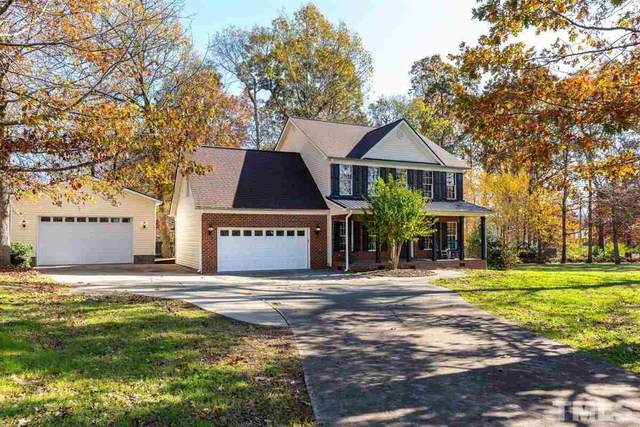 8804 Thompson Mill Road, Wake Forest, NC 27587 (#2355309) :: The Rodney Carroll Team with Hometowne Realty