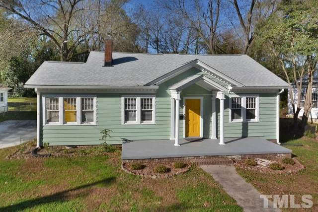 801 Park Avenue, Durham, NC 27703 (#2355310) :: The Results Team, LLC