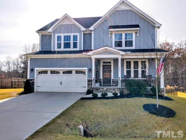 7056 Rex Road, Holly Springs, NC 27540 (#2355311) :: The Rodney Carroll Team with Hometowne Realty