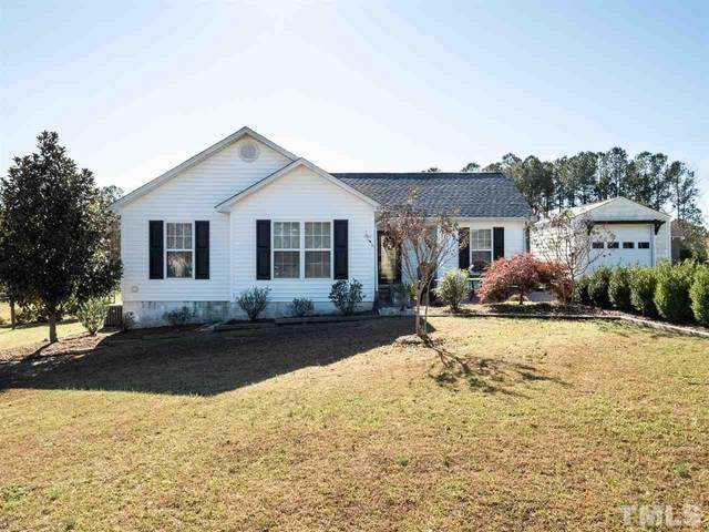 304 Topeka Lane, Willow Spring(s), NC 27592 (#2355324) :: The Jim Allen Group