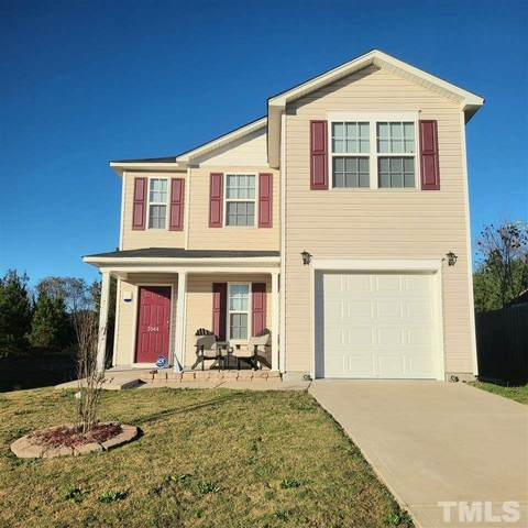 7044 Pebble Brook Way, Rocky Mount, NC 27804 (#2355335) :: Marti Hampton Team brokered by eXp Realty