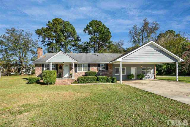 709 S Sampson Avenue, Dunn, NC 28334 (#2355336) :: The Rodney Carroll Team with Hometowne Realty
