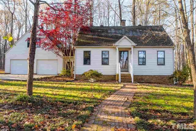 101 Chappels Creek Lane, Timberlake, NC 27583 (#2355347) :: Real Properties