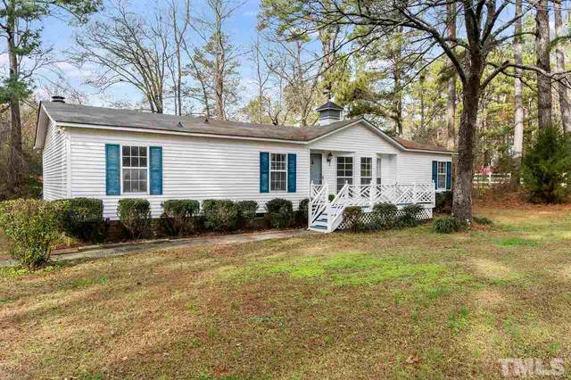 18 Forest Creek Drive, Pittsboro, NC 27312 (#2355361) :: RE/MAX Real Estate Service