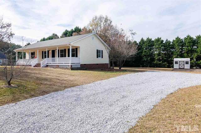 11527 Nc 50 Highway, Benson, NC 27504 (#2355365) :: The Jim Allen Group