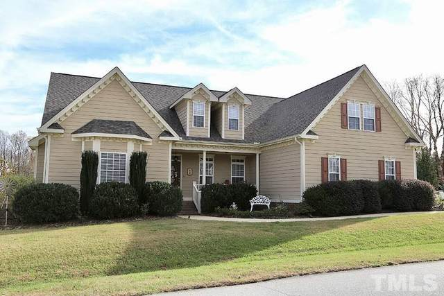 7209 Lace Leaf Way, Fuquay Varina, NC 27526 (MLS #2355369) :: On Point Realty
