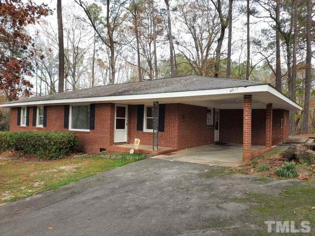 4517 Browns Pond Road, Selma, NC 27576 (#2355374) :: Saye Triangle Realty
