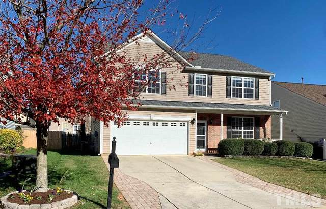 129 Chandler Springs Drive, Holly Springs, NC 27540 (#2355378) :: The Perry Group