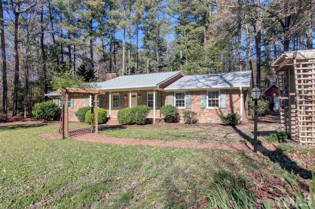 4225 Manns Chapel Road, Chapel Hill, NC 27516 (#2355380) :: Triangle Top Choice Realty, LLC