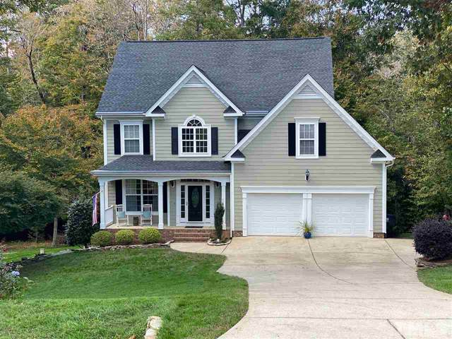 4900 Collard Patch Lane, Garner, NC 27529 (#2355386) :: Real Estate By Design