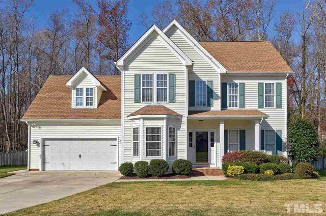 1706 Patterson Grove Road, Apex, NC 27502 (#2355388) :: RE/MAX Real Estate Service