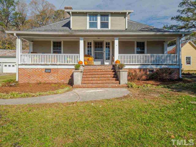 233 E Nc 56 Highway, Louisburg, NC 27549 (#2355390) :: The Perry Group