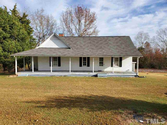 1864 Woodall Dairy Road, Benson, NC 27504 (#2355412) :: The Jim Allen Group