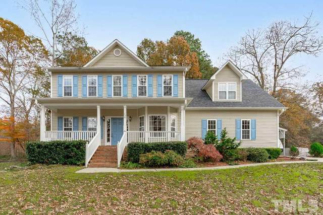 138 Forest Lane, Garner, NC 27529 (#2355428) :: The Perry Group